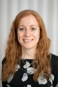 Photo of Helena Hansson.