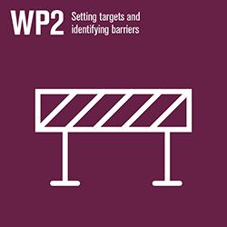 WP2 icon. Illustration.