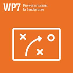 WP7 icon. Illustration.