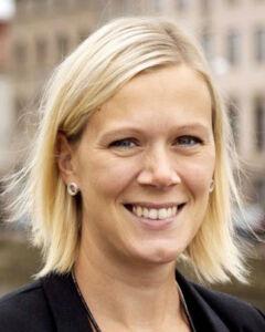 Photo of Maria Hellström.