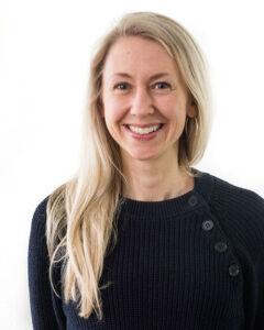 Photo of Malin Jonell.