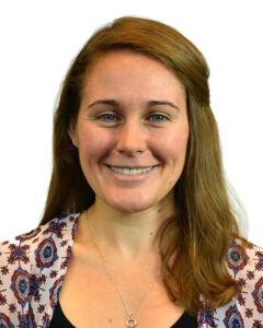 Portrait of Amanda Wood. Photo.